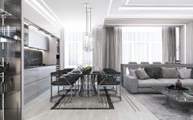 Ремонт большой квартиры — особенности и советы дизайнеров