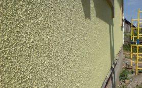 Штукатурка фасадов и различные виды фасадной штукатурки