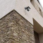 Искусственный фасадный камень, материал по образцу природы