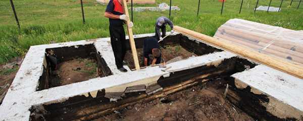 Правильное снятие опалубки или «ломать — не строить» не годится!
