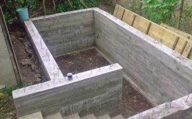 Как построить погреб на даче