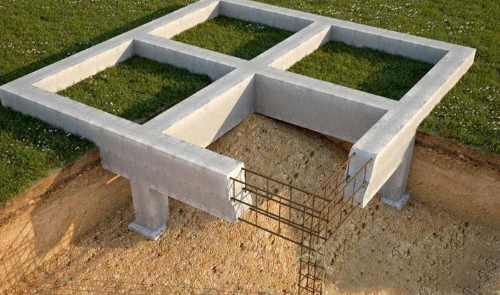 Устройство фундамента здания важная стадия строительства