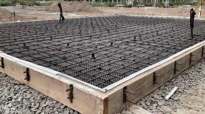Фундаменты для малоэтажного строительства