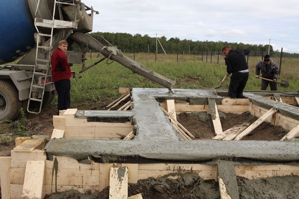 Где используют бетон 200 или как выбрать бетон для фундамента