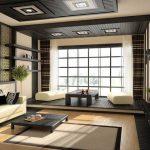 Ремонт в японском стиле: как превратить обычную комнату или квартиру в жильё самурая?