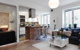 Практикум: зонирование квартиры-студии