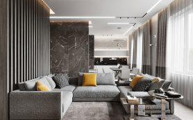 Ремонт квартиры в стиле хай-тек?
