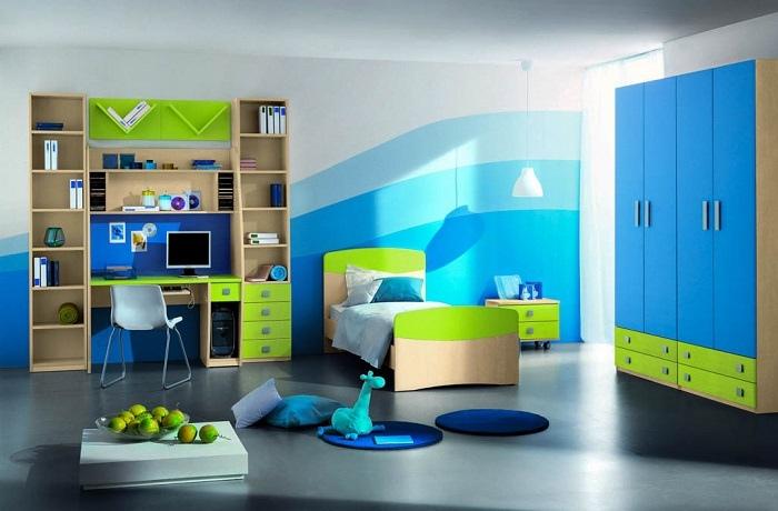 5 особенностей ремонта детских комнат
