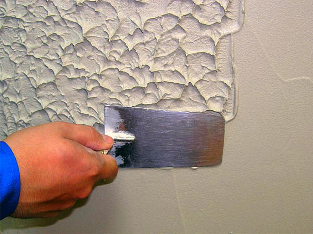 Декоративная штукатурка стен своими руками