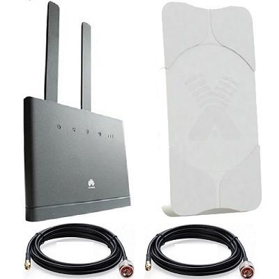 Преимущества 4G-роутера с внешней антенной