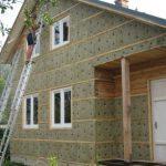 Необходимое утепление частного дома