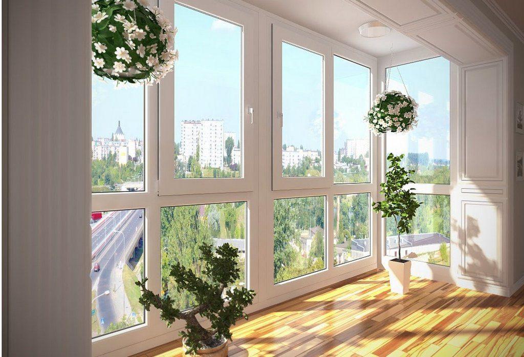 Какие окна выбрать в квартиру?