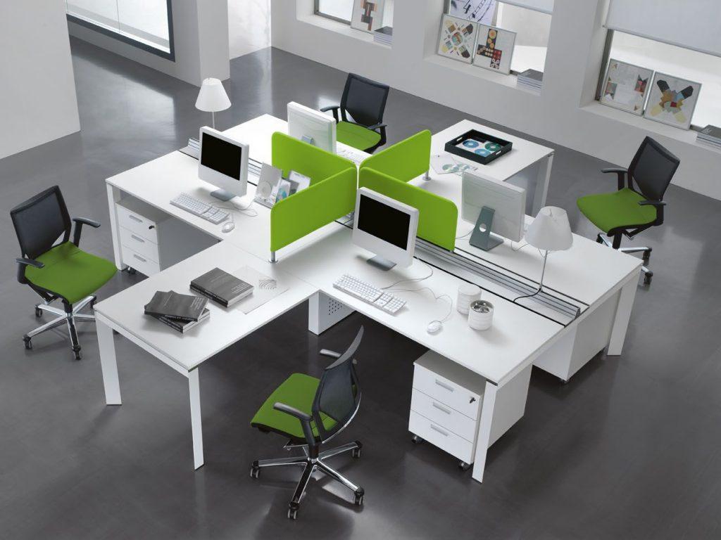Влияние правильно подобранной и установленной офисной мебели на организацию рабочего места