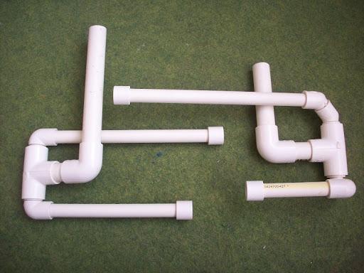 Монтаж пластиковых труб водоснабжения