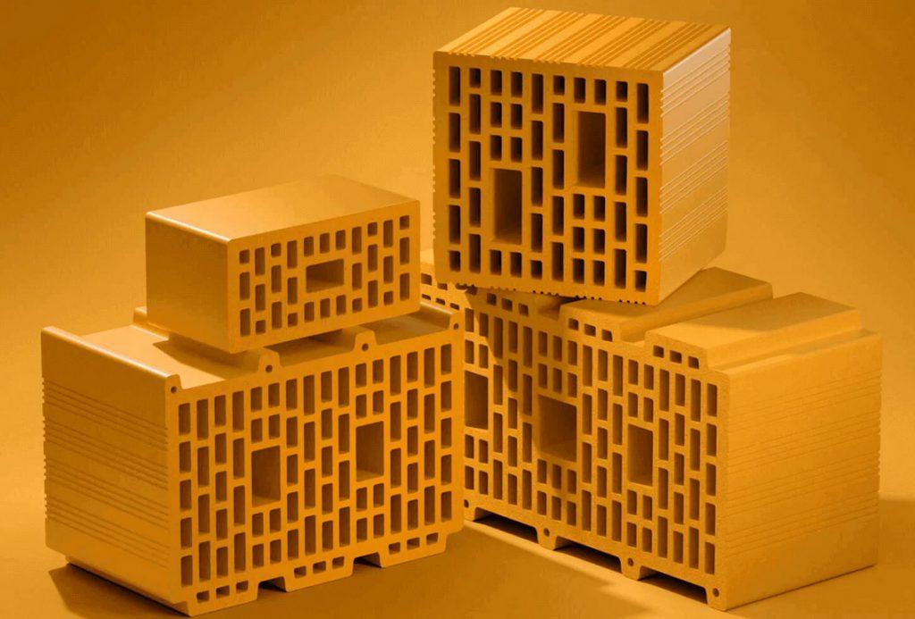 Строительные керамоблоки КЕРАТЕРМ