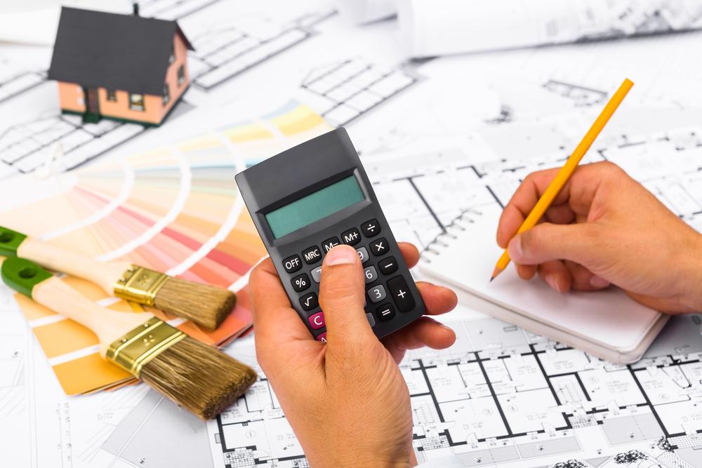 Расчёт количества материалов на ремонт квартиры