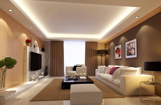 Многоуровневые потолки: за и против