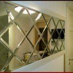 Зеркальная плитка с фацетом