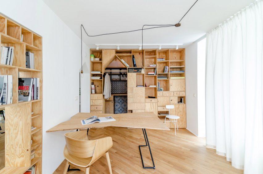 7 идей для экономии пространства в маленькой квартире