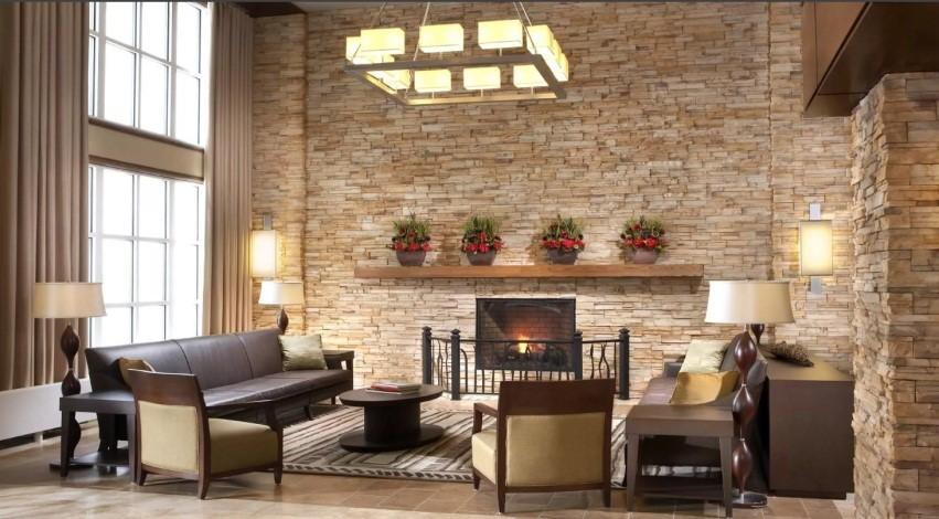 Выбор декоративной плитки для интерьера и ее применение