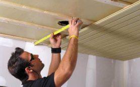 При ремонте что делать первым – стены или потолок, с чего начать?
