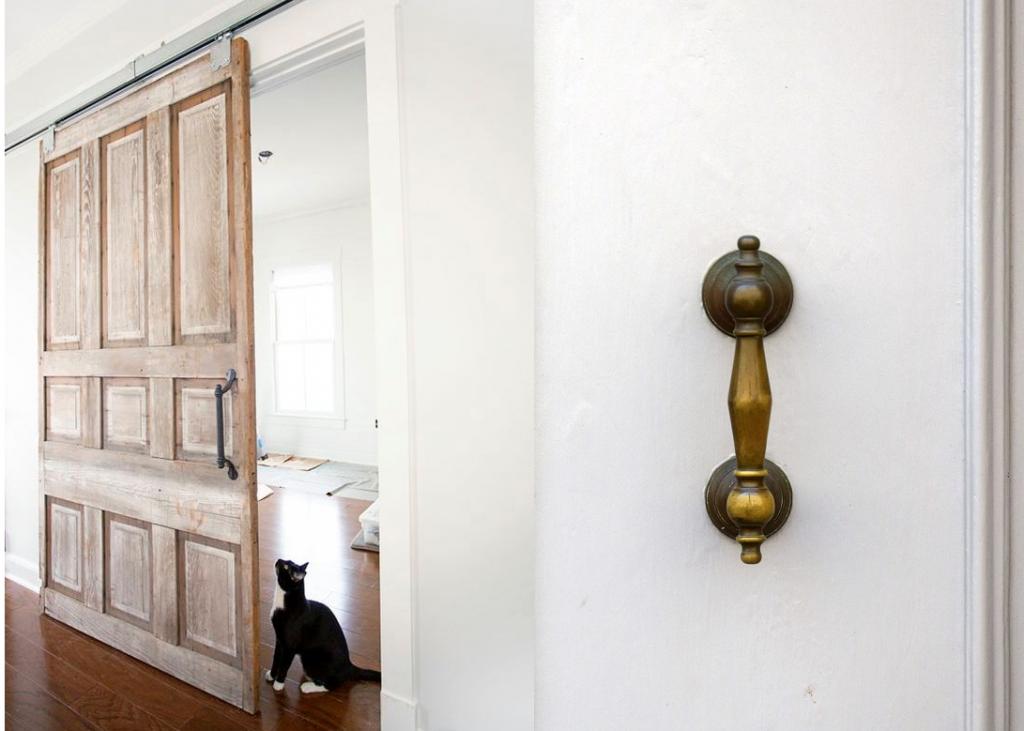 Как выбрать ручку для межкомнатной двери: шпаргалка по моделям