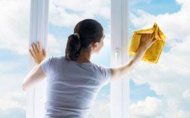 Уход за пластиковыми окнами зимой и летом: средства и советы профессионалов
