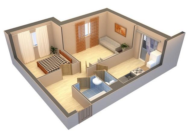 Секреты правильной перепланировки квартиры