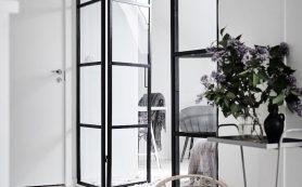 5 главных преимуществ стеклянных дверей