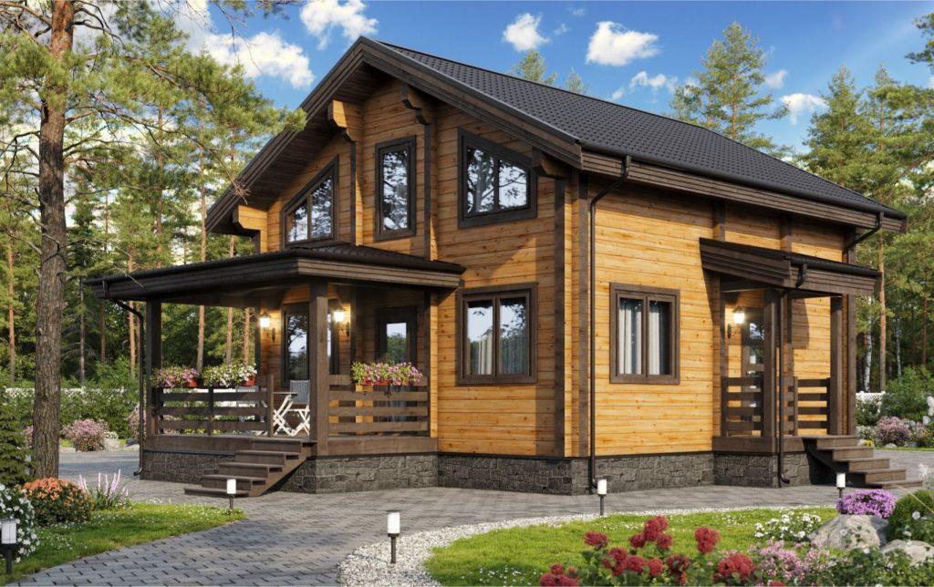 Актуально ли строительство деревянных домов?