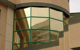 Архитектурная тонировка стекол. Особенности и характеристики архитектурных пленок.