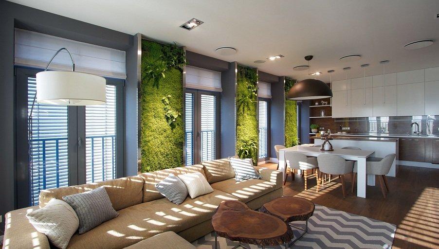 Эко-тренды в ремонте квартиры и дома
