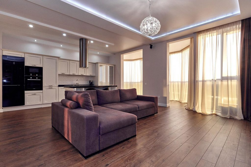От чего зависит стоимость отделки квартир?