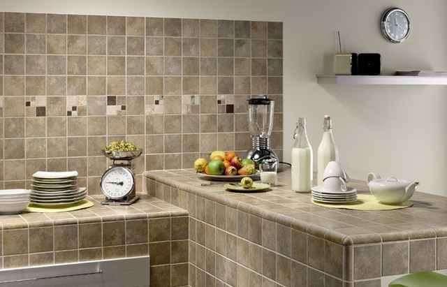 Какие материалы подойдут для отделки кухни?