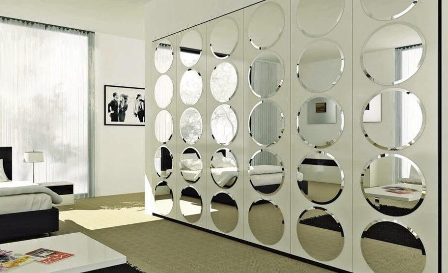Зеркала как элемент интерьера