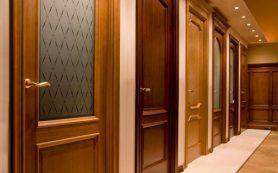 Выбор и установка межкомнатных дверей