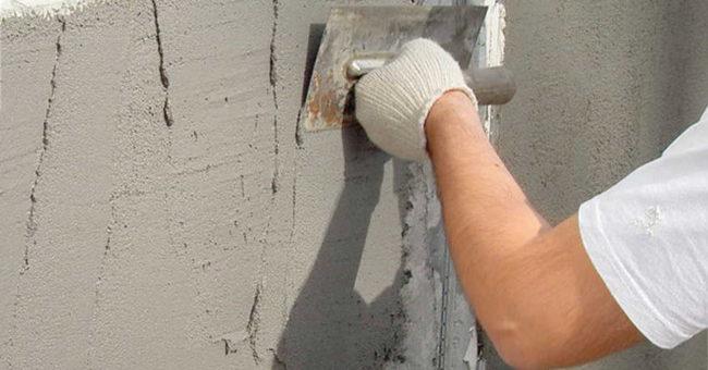Выравнивание стен своими руками. Смеси для выравнивания стен