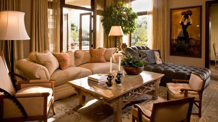 Классическая мебель или модели в стиле модерн