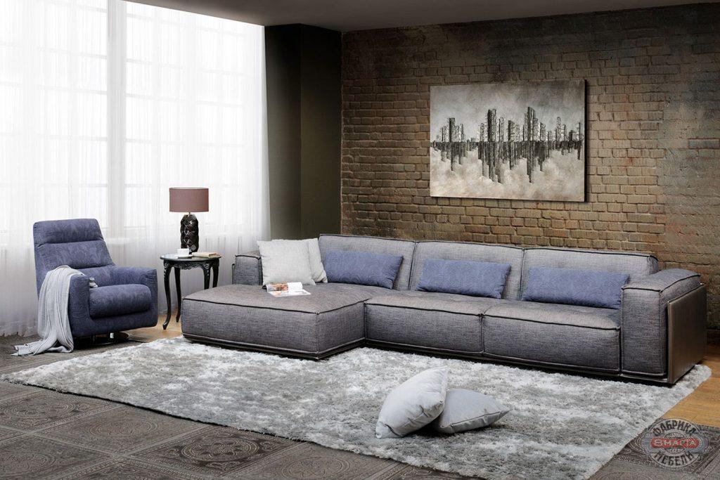 Элитные модульные диваны: удобство и практичность!