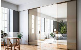 Мебель из стекла – дизайн без границ