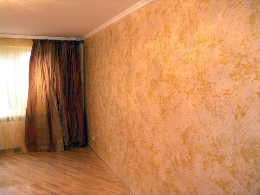 Необычные подходы к отделке стен