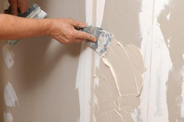 Подготовка стен под покраску. Этапы работ