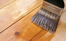 Уход за деревянным полом в загородном доме