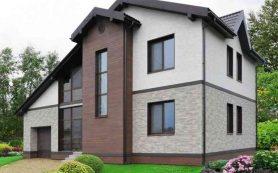 Постройка современного дома из пеноблока